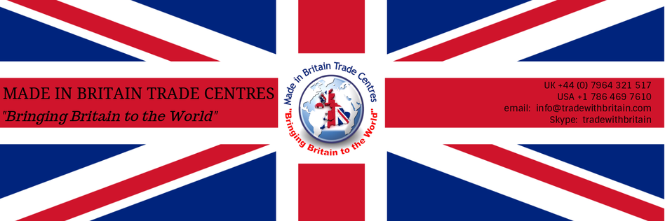 MADE IN BRITAIN TRADE CENTRES